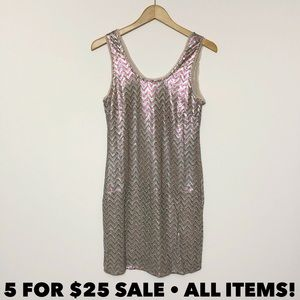 Ella Moss Sequin Tank Dress